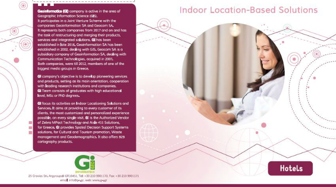 Indoor LBS for Hotels